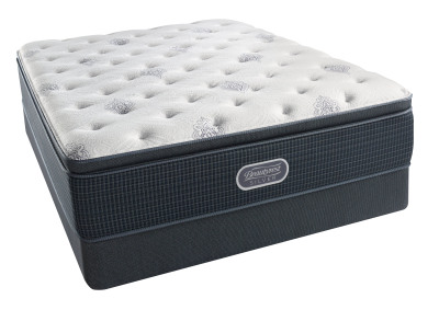 Beautyrest Silver Plush Pillowtop set