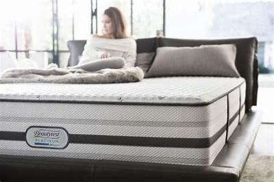 Beautyrest Platinum Hybrid Luxury Firm Mattress