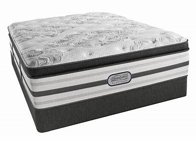 Beautyrest Platinum Plush Pillowtop set