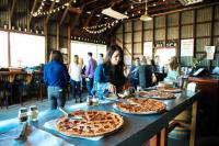 wine, food, bocce, bocce ball, team building, corporate outing, urban, san francisco wine tasting, wine tasting, san francisco, wine country, san francisco wine country