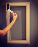 Decorative wall panels, Craftmold, Chair Rail panels, Wall Panels, DIY, wall panels, Panels, Easy to install wall panels, Decorative wall panels, Decorative interior walls, Decorative interior panels