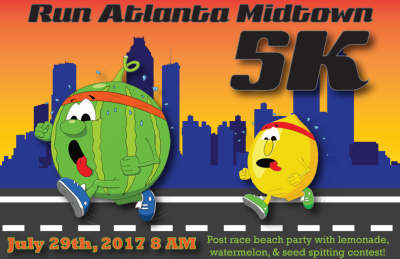 Run Atlanta Midtown 5K
