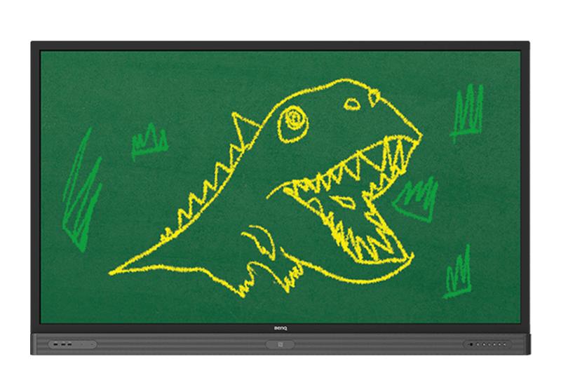 RP654K, benQ, interactive flat panel, panel, interactive, education