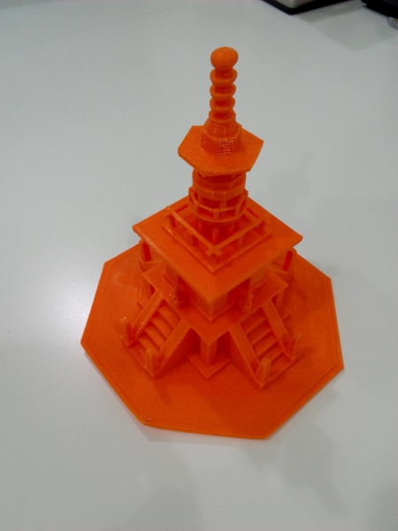 moment, 3d printer, fdm, pla