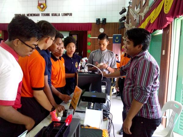 Hari Inovasi SM Teknik Kuala Lumpur
