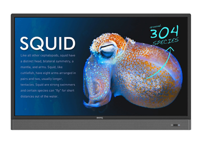 RP553K, benQ, interactive flat panel, panel, interactive, education