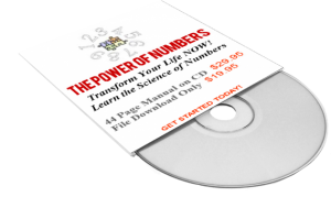 Power of Numbers Manual (CD or Download)