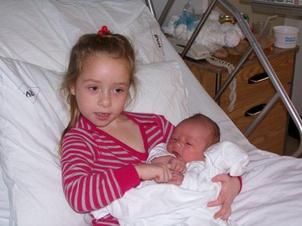 Rileigh & Liam Arbeau, my little angels :)