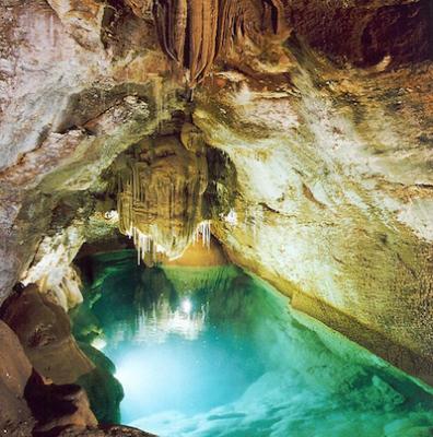 Trabuc Caves