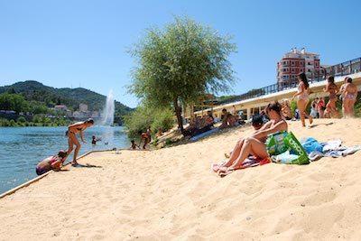 Ales River Beach
