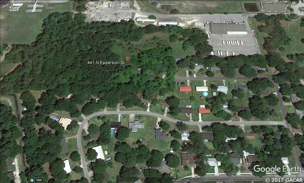 441 N Epperson St, Starke, FL
