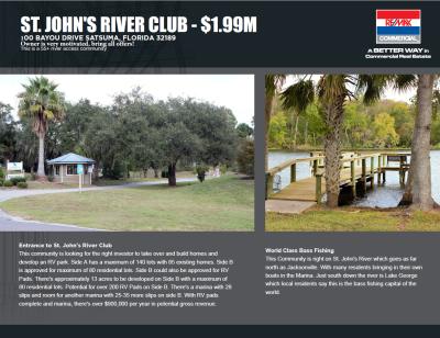 St. John's River Club