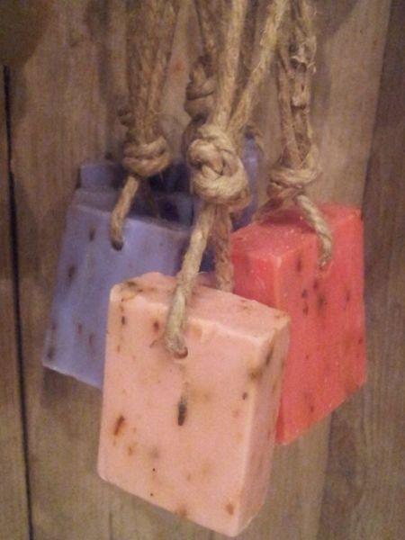 SOAPS ON A ROPE                                                                                 ON A ROPE