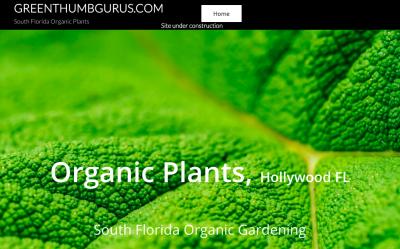 Organic Gardening Websites
