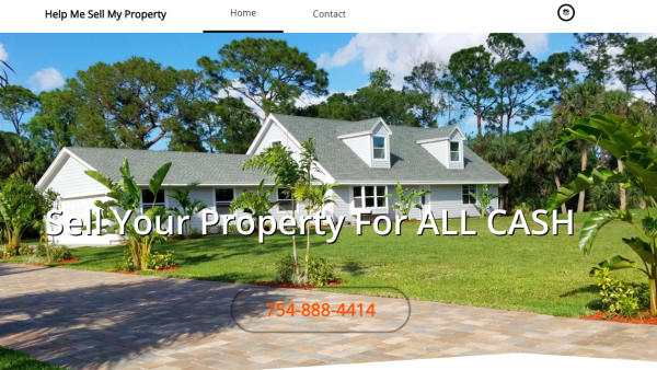 Sell Houses Websites