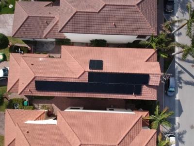 South Florida Solar Panel Installation