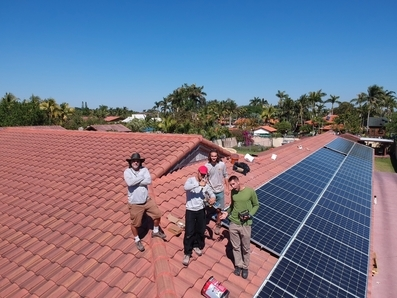 Best Solar Contractors, South Florida