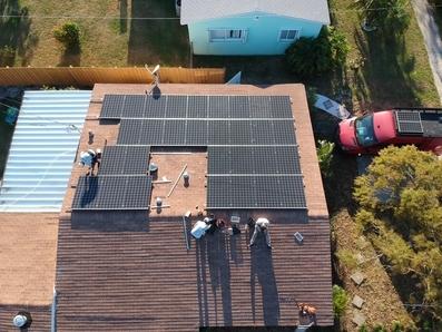 Pembroke Pines Solar Panel Installation