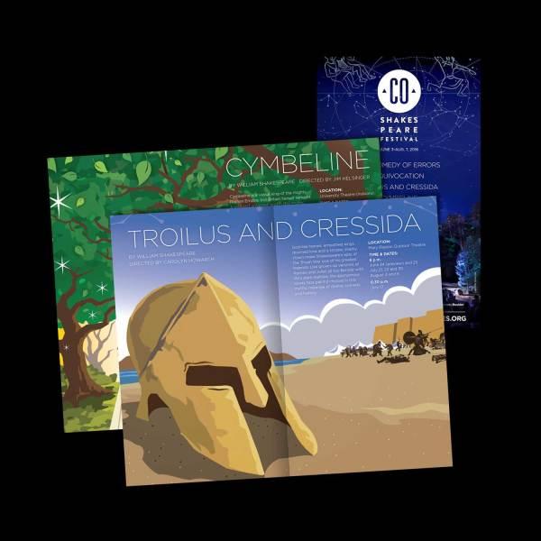 Brochure & Illustration