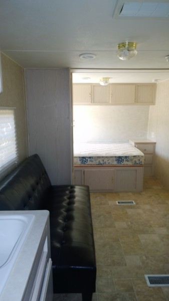 Furnished 8' x 30' Unit - Interior