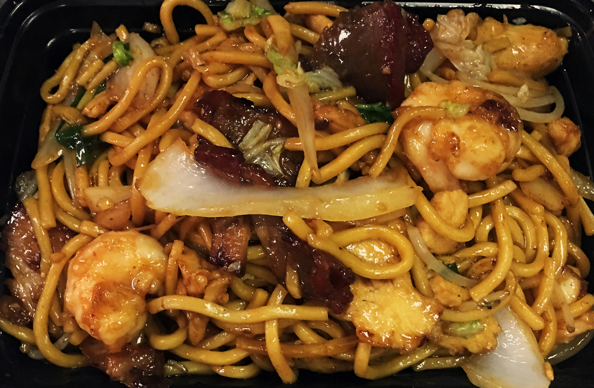 House Special Lo Mein