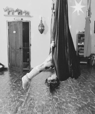 Aerial_Plow_pose_Yoga