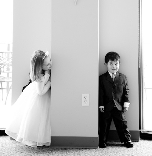 Events By Bella - Flower Girl Ring Bearer