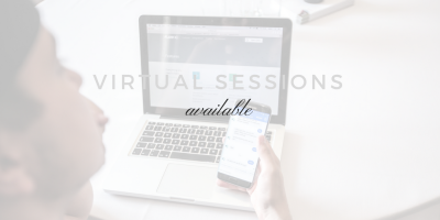 Virtual Sessions Available