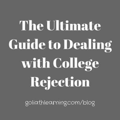 The Ultimate Guide to Dealing with College Rejection