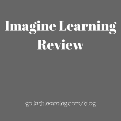 Imagine Learning Review