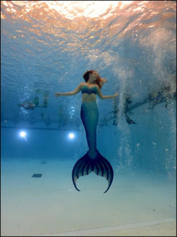 Mermaid at Mermania