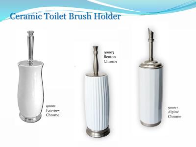 Ceramic Toilet Brush Holder