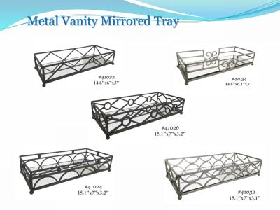 Mirror Vanity Tray