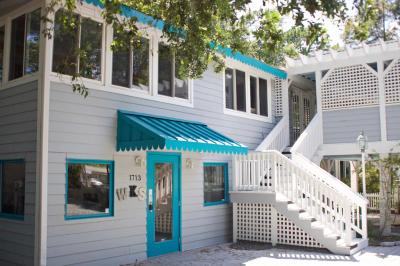 Exterior photo of White Key Studios