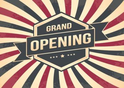 Thanks and Giving Grand Opening Event!