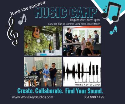 SUMMER CAMP - registration is open!