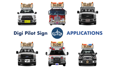 6 Applications for the Digi Pilot Sign