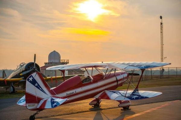 Our 2010 Starduster Too Biplane