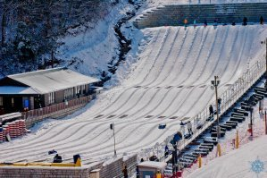 Gatlinburg Christmas Parade, Winterfest and Snow Tubing
