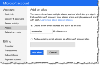 how to fix hotmail login error on page