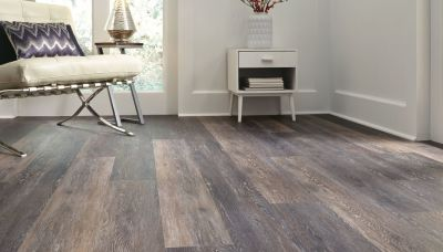 Faking it! –Wood and ceramic look vinyl flooring