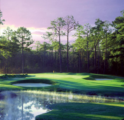 Pine Needles Golf Resort