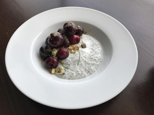 Summer Fruit & Greek Yogurt