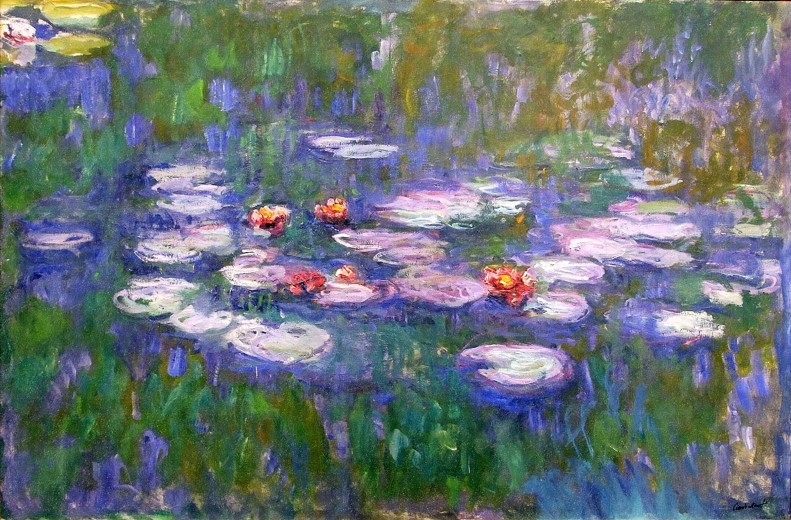 Journey to the time of the Impressionists.