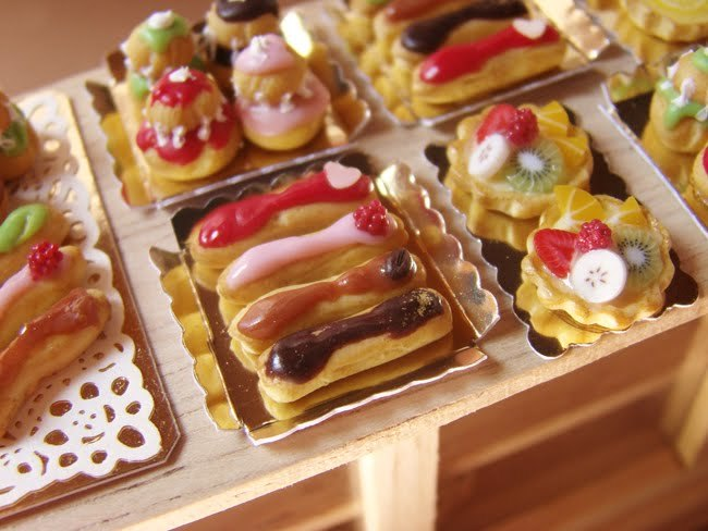 Learn French with Pastry and Chocolate Vocabulary.