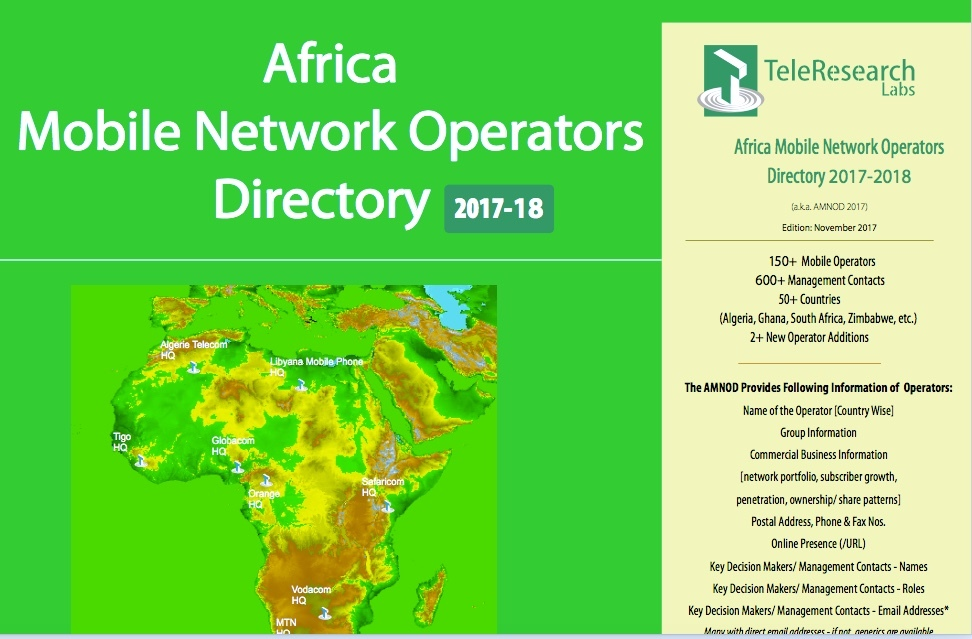 Africa MNO Directory