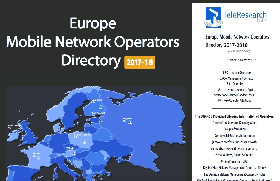 Europe MNO Directory