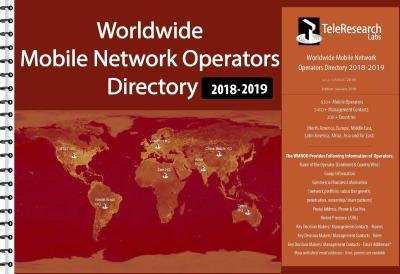Worldwide Mobile Network Operators Directory