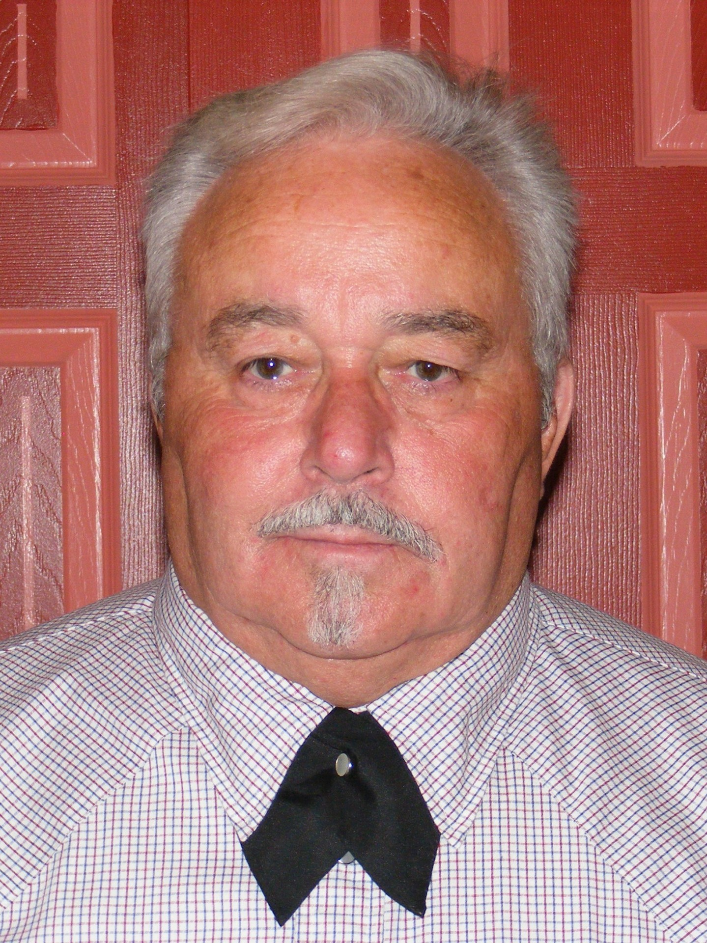 """Picture of the Author Robert Cauley of """"Unseen Forces"""""""