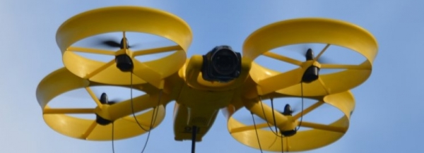 Cyber-Quad Drone